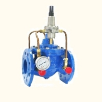 Water safety valve