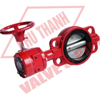 Signal butterfly valve