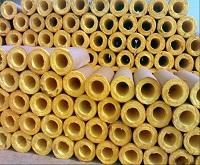 Bông thủy tinh ống
